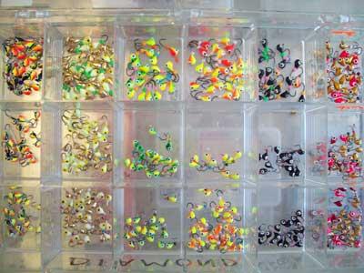 Diamond jigs
